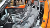 Lotus Elise Cup 250 seats at the 2016 Geneva Motor Show Live
