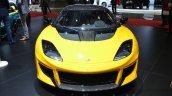 Lotus Evora Sport 410 front at the 2016 Geneva Motor Show Live