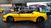 Lotus Evora Sport 410 side at the 2016 Geneva Motor Show Live
