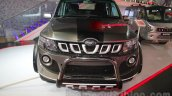 Mahindra Imperio Double Cabin Customised front at Auto Expo 2016