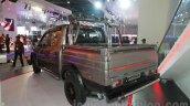Mahindra Imperio Double Cabin Customised rear three quarter at Auto Expo 2016