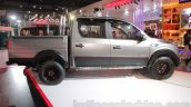 Mahindra Imperio Double Cabin Customised side at Auto Expo 2016