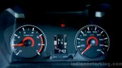 Mahindra KUV100 1.2 Diesel (D75) instrument cluster Full Drive Review