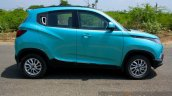 Mahindra KUV100 1.2 Diesel (D75) side Full Drive Review