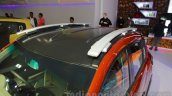 Mahindra KUV100 Xplorer edition roof rails at Auto Expo 2016