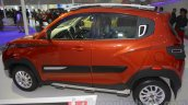 Mahindra KUV100 Xplorer edition side at Auto Expo 2016
