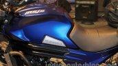 Mahindra Mojo Adventure Concept blue at Auto Expo 2016