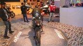 Mahindra Mojo Adventure Concept front at Auto Expo 2016