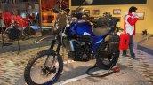 Mahindra Mojo Adventure Concept front quarter at Auto Expo 2016