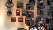 Mahindra Mojo accessories at Auto Expo 2016