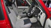 Mahindra Scorpio 1.99L diesel interior Auto Expo 2016