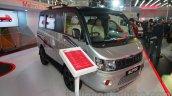 Mahindra Supro Customised front three quarter at Auto Expo 2016