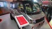 Mahindra Supro Customised front three quarter right at Auto Expo 2016