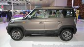 Mahindra TUV300 Endurance edition side at the Auto Expo