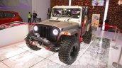 Mahindra Thar custom at Auto Expo 2016