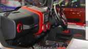Mahindra Thar custom dashboard at Auto Expo 2016