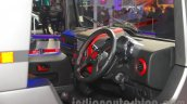 Mahindra Thar custom interior at Auto Expo 2016