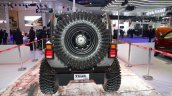 Mahindra Thar custom rear at Auto Expo 2016