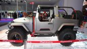 Mahindra Thar custom side at Auto Expo 2016