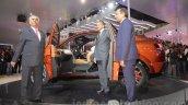 Mahindra XUV Aero Anand Mahindra at Auto Expo 2016