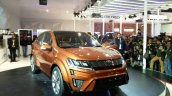 Mahindra XUV Aero front quarter at the Auto Expo 2016