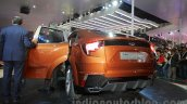 Mahindra XUV Aero rear quarter at Auto Expo 2016