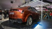 Mahindra XUV Aero rear quarters at Auto Expo 2016