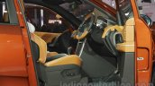Mahindra XUV Aero seat adjust at Auto Expo 2016