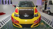 Mahindra e2o Sports front at Auto Expo 2016