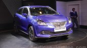 Maruti Baleno RS concept at the Auto Expo 2016
