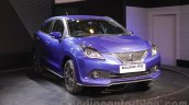 Maruti Baleno RS concept front quarter at the Auto Expo 2016