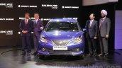 Maruti Baleno RS concept unveil at the Auto Expo 2016
