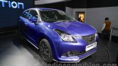 Maruti Baleno RS front quarter at the Auto Expo 2016