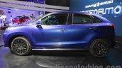 Maruti Baleno RS profile at the Auto Expo 2016