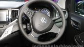 Maruti Baleno RS steering at the Auto Expo 2016