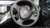 Maruti Baleno RS steering at the Auto Expo 2016
