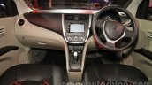Maruti Celerio Cross dashboard at Auto Expo 2016