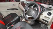 Maruti Celerio Cross interior at Auto Expo 2016