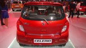 Maruti Celerio Cross rear at Auto Expo 2016