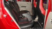 Maruti Celerio Cross rear seat at Auto Expo 2016