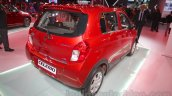 Maruti Celerio Cross rear three quarters at Auto Expo 2016