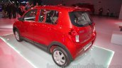Maruti Celerio Cross rear three quarters right at Auto Expo 2016