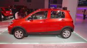 Maruti Celerio Cross side profile at Auto Expo 2016