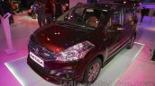 Maruti Ertiga Limited Edition front three quarter at the Auto Expo 2016
