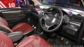 Maruti Ertiga Limited Edition interior at the Auto Expo 2016