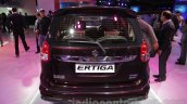 Maruti Ertiga Limited Edition rear at the Auto Expo 2016
