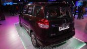 Maruti Ertiga Limited Edition rear quarter at the Auto Expo 2016