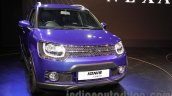 Maruti Ignis concept front quarter at the Auto Expo 2016