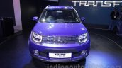 Maruti Ignis front at the Auto Expo 2016