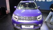 Maruti Ignis front fascia at the Auto Expo 2016